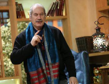 Pedro Engel debuta como conductor en Canal 13