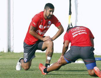 """[FOTOS] La nómina de """"La Roja"""" para enfrentar a Paraguay y a Bolivia por Clasificatorias"""