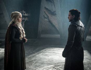 ¿Quiere un dragón?: Emilia Clarke publica gracioso video de Kit Harington en Game of thrones
