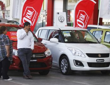 Venta de automóviles registra nuevo récord durante noviembre