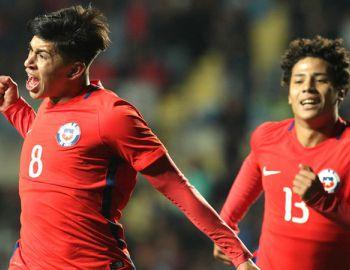 """""""La Roja"""" Sub 17 se despide con triunfo sobre Bolivia antes de viajar al Mundial de India"""