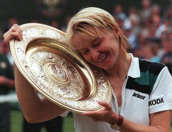 Fallece la tenista checa Jana Novotna, campeona de Wimbledon en 1998