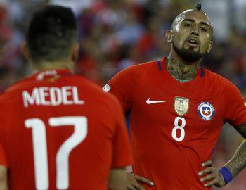 """Vidal anticipa su choque contra Medel en Champions: """"Hubiese sido mejor en la final"""""""