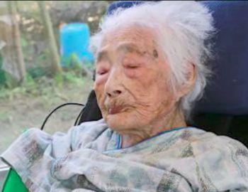 Muere a los 117 años Nabi Tajima, considerada la mujer más anciana del mundo