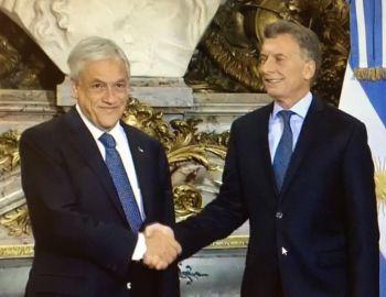 Piñera y Macri