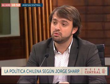 Jorge Sharp y el Frente Amplio: Debemos dejar de preocuparnos de la interna de la coalición