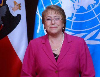 Bachelet y muerte de Kofi Annan: Hoy el mundo pierde a un promotor de la paz y el diálogo