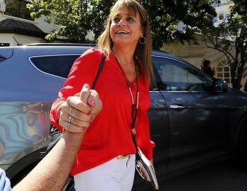 """Jacqueline van Rysselberghe por elecciones internas en la UDI: """"Somos un partido fuerte"""""""