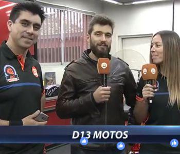 [VIDEO] Revive 6° capítulo de D13 Motos junto a Jeremías Israel desde tienda Harley-Davidson