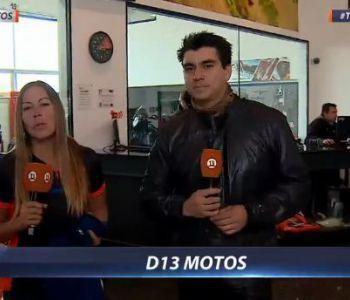 [VIDEO] Capítulo 10° D13motos: KTM, Quintanilla y recordamos a Ricky Godoy