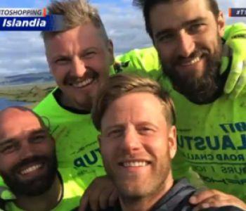 [VIDEO] Jeremías Israel cuenta en D13Motos su experiencia en Islandia