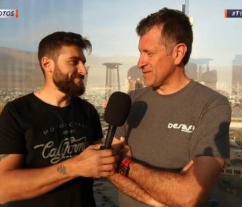[VIDEO] Creador del Desafío del Desierto cuenta a D13 Motos cómo se inició esta competencia