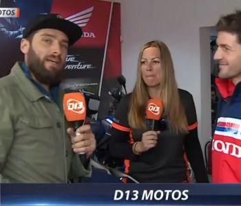 [VIDEO] Piloto Fabio Mossini nos cuenta la increíble hazaña que logró con su moto