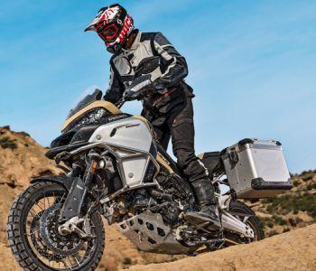 Así es la espectacular nueva moto Multistrada 1200 Eduro Pro de Ducati