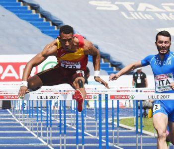 [FOTOS] De Bolt a Mo Farah: Los grandes atletas a seguir en el Mundial de Atletismo de Londres