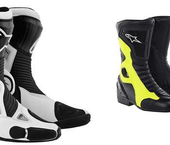 [FOTOS] Seis tipos de botas ideales para los amantes de las motos