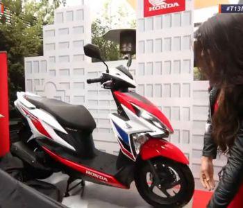 [VIDEO] En #D13 motos te presentamos la increíble Honda Elite FI