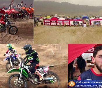 [VIDEO] Nota especial de #D13motos con la 1° fecha del campeonato nacional de Motocross