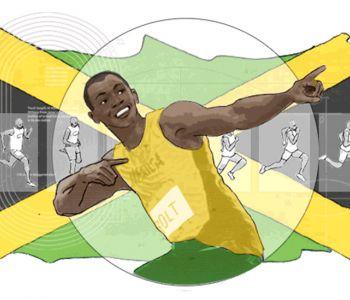 Los espectaculares números de la era de Usain Bolt que ahora termina