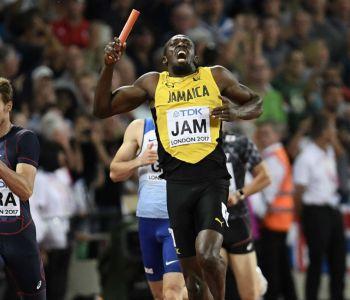 [VIDEO] La lamentable lesión de Usain Bolt en su última competencia