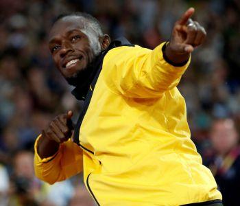 [VIDEO] Usain Bolt tuvo su merecido homenaje en medio de polémica por su lesión