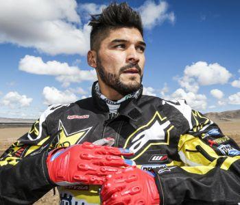 Pablo Quintanilla sigue encendido y se lleva la primera etapa del Atacama Rally
