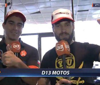 [VIDEO] Revive el capítulo 20 de D13 Motos desde la tienda Ducati con grandes invitados