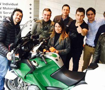 [VIDEO] Revive el capítulo 21 de D13 Motos desde la tienda BMW con grandes invitados