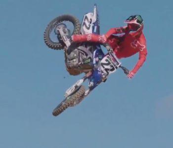 [VIDEO] Los mejores saltos y acrobacias del mundo del Motocross