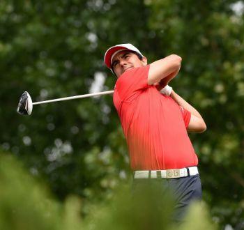 Golfista chileno Felipe Aguilar finaliza segundo en Abierto de China