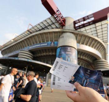 [FOTOS] Así se vive la previa de la final de la Champions League entre el Real Madrid y Atlético