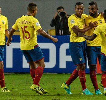 Ecuador da prenómina de 31 jugadores de cara a duelos ante Chile y Bolivia por Clasificatorias