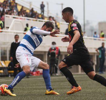[FOTOS] Todas las postales que dejó el duelo San Luis-UC en el estadio Lucio Fariña