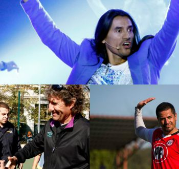 De Gabriel Mendoza a Jorge Acuña: Futbolistas protagonistas en Elecciones Municipales