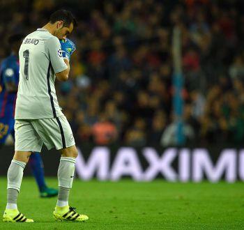 Josep Guardiola: Sabía que cuando Bravo cometiera un error saldría en las portadas