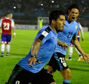 Uruguay confirma a sus figuras para enfrentar a La Roja