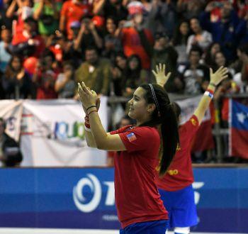 Chilena goleadora del Mundial de hockey de Iquique ficha en un grande de Europa
