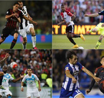 Fin de semana marcada por Clásicos en el fútbol europeo