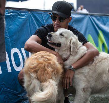 ¿Por qué los nombres Atom y Humber? Alexis habla del amor por sus perros