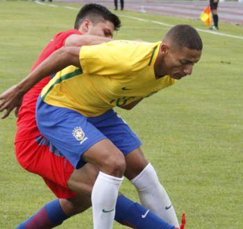 El fixture completo de Chile en la fase de grupos del Sudamericano Sub 20
