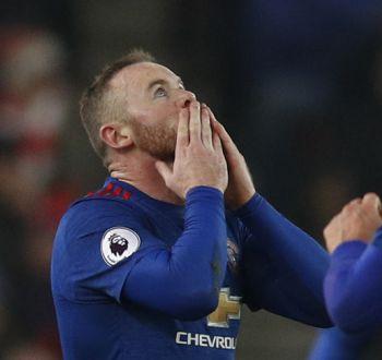 Wayne Rooney se convierte en máximo goleador de la historia del Manchester United
