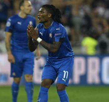 Junior Fernandes es apartado del plantel del Dinamo Zagreb en Croacia
