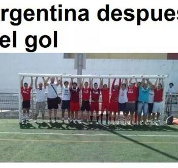 [FOTOS] Los mejores memes que dejó la derrota de Chile ante Argentina