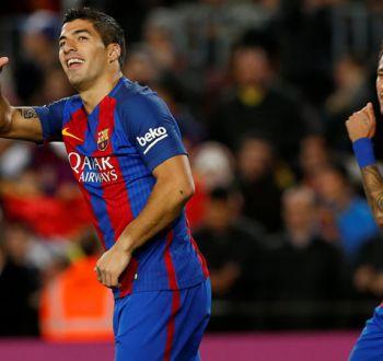 [FOTO] El gesto de Luis Suárez con Neymar del que todo el mundo habla