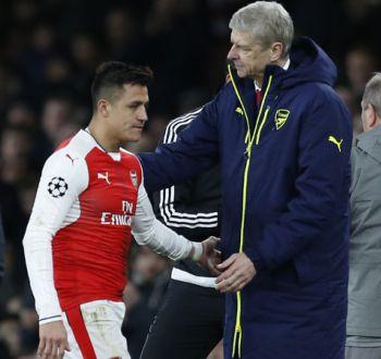 """[VIDEO] Alexis revela que llegó al Arsenal para """"hacer historia"""" justo cuando peligra su renovación"""