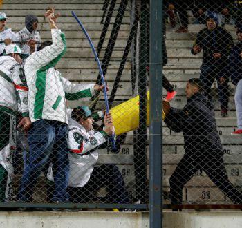 [VIDEO] La guerra de Montevideo: Peñarol y Palmeiras a los golpes en la Libertadores