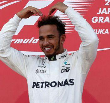 Lewis Hamilton apunta al campeonato de Fórmula 1 en Austin