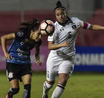 Colo Colo cae ante Audax-Corinthians en la final de la Copa Libertadores femenina