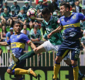 """""""Clásico Porteño"""" de alto nivel: Santiago Wanderers y Everton igualan en partidazo"""