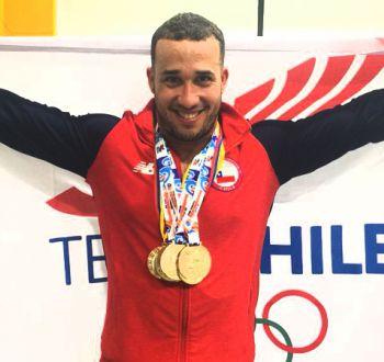 Venezuela impugna medallas de oro de pesista cubano-chileno en Bolivarianos